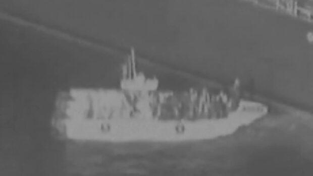 Besättningen från de norska fartygen har anlänt till Dubai
