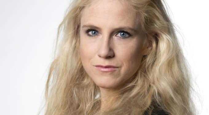 """GT:s chefredaktör Frida Boisen menar att stadsdirektören Bengt Delang borde skämmas efter onsdagens förslag att folkomröstningen inte ska äga rum"""". Foto: Ylwa Yngvesson"""