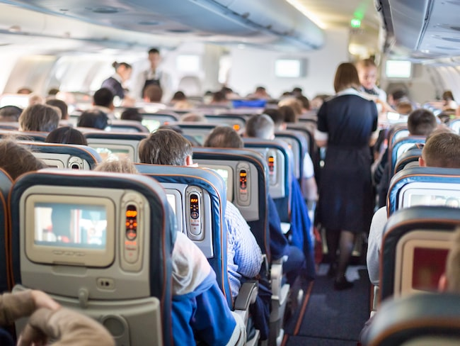 Det visade sig nämligen redan från början att ett antal passagerare aldrig dök upp.