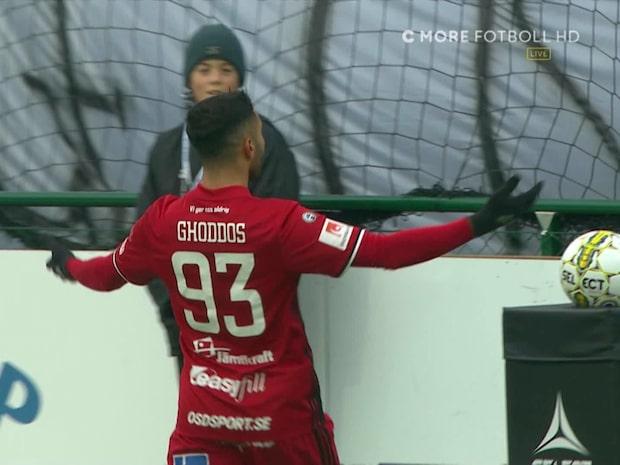 Höjdpunkter: Östersund-Elfsborg