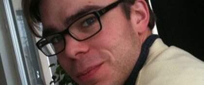 Anders Wallner, 27, är föreslagen som ny partisekreterare för Miljöpartiet.