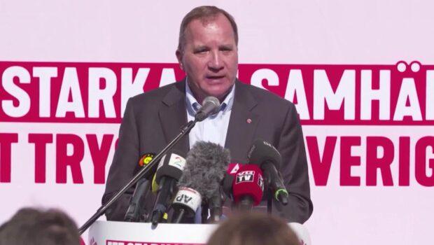 Löfvens kritik mot SD: Nazistiska och rasistiska rötter