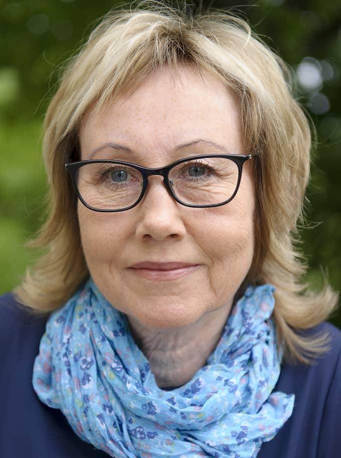 Maritha Sedvallson är ordförande för Astma- och allergiförbundet. Foto: Marias of Sweden