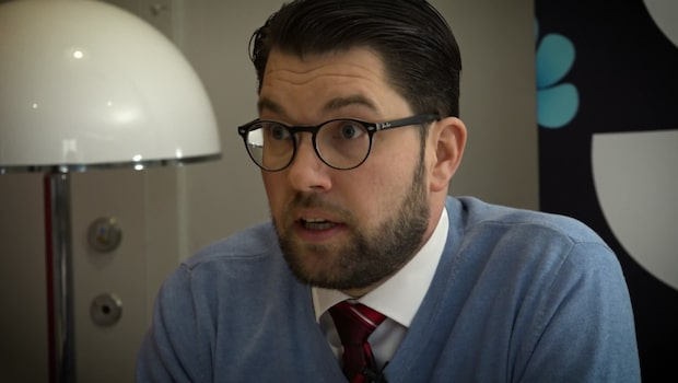 Bara politik: Se hela intervjun med Jimmie Åkesson