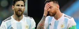 Leo Messi kan nu sluta i landslaget