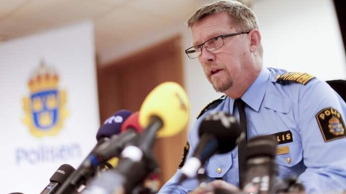Klas Friberg tar över efter Annika Stenberg Foto: ADAM IHSE/TT