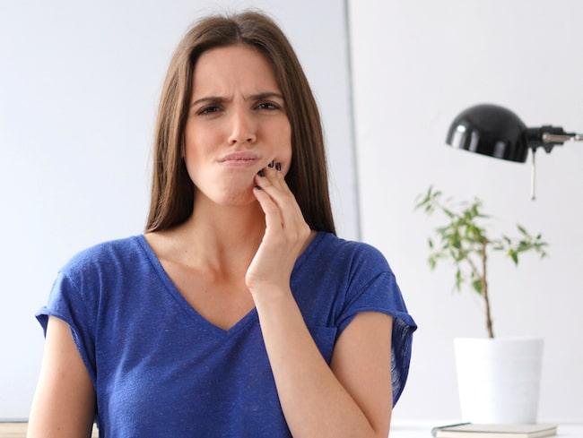illamående efter mens