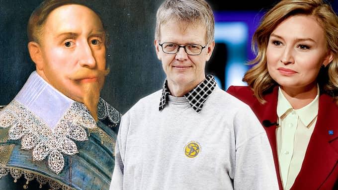 Gustav II Adolf var bara 17 år när han blev fullmyndig kung. Men det ligger i alla beslutsfattares intresse att bilda sig, skriver Gunnar Wetterberg.