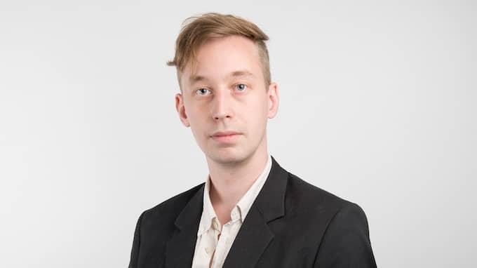 Victor Malm är doktorand i litteraturvetenskap och medarbetare på Expressens kultursida. Foto: IZABELLE NORDFJELL / IZABELLE NORDFJELL EXPRESSEN