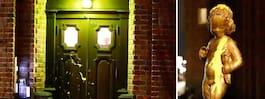 Stadshuset vandaliserat –  natten före Nobelfesten