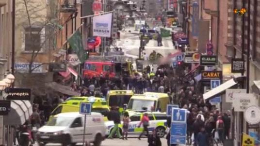 De dog i terrorattacken på Drottninggatan