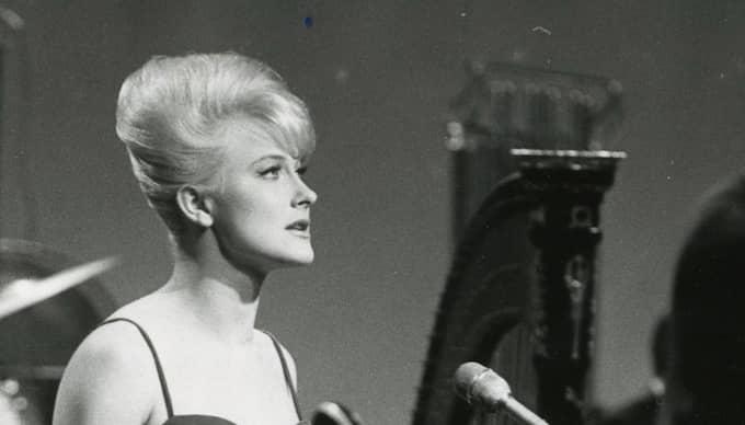 Monica Zetterlund.