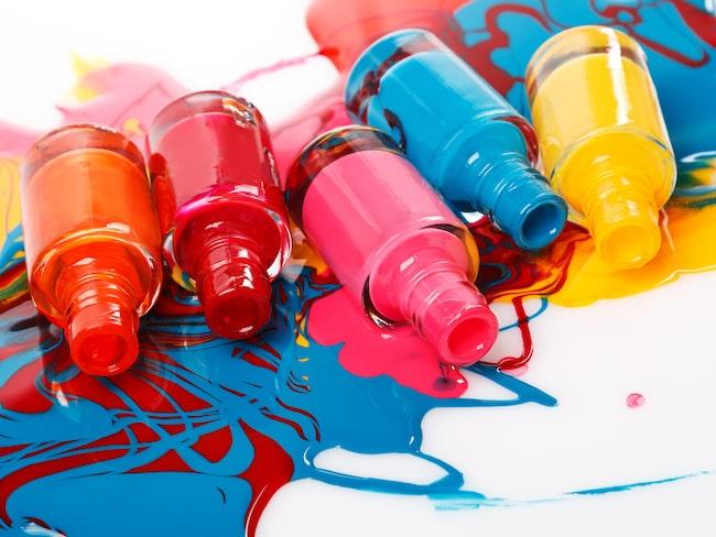 Blanda färglada nyanser och boosta sommarlooken!