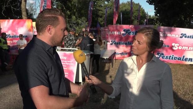"""Mattias Karlsson (SD) om M:s utspel: """"Måste bestämma sig"""""""