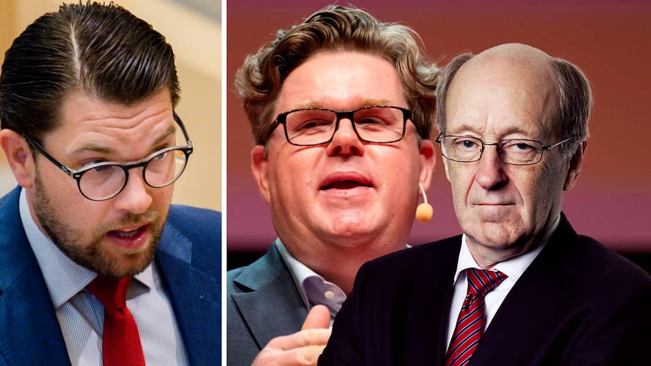 K-G Bergström: Diktatur i Sverige inom ett halvår – är det möjligt?