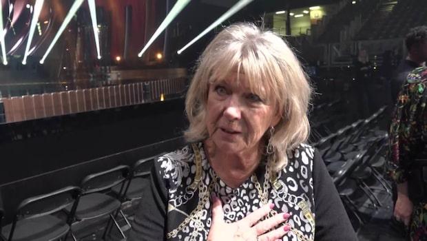 "Ann-Louise Hanson hyllar Barbro ""Lill-Babs"" Svensson"