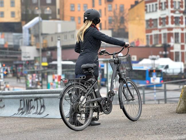 Allt fler vill ha en elcykel och andrahandsmarknaden växer.