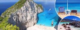 6 magiska stränder i Grekland