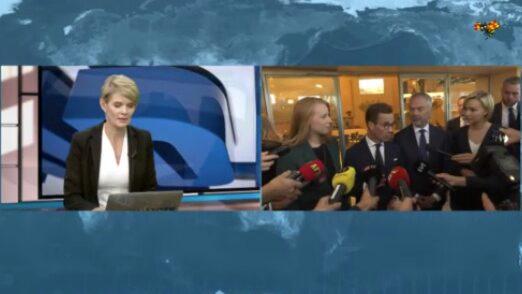 Sverigedemokraterna får högsta siffran någonsin i ny mätning