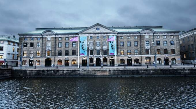 Stölderna ska ha skett från bland annat Göteborgs stadsmuseum. Foto: Jan Wiriden