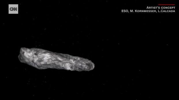 Asteroiden som fascinerar forskarna