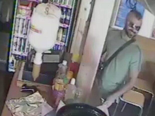Rebar, 31, sålde hasch och kokain på grillen