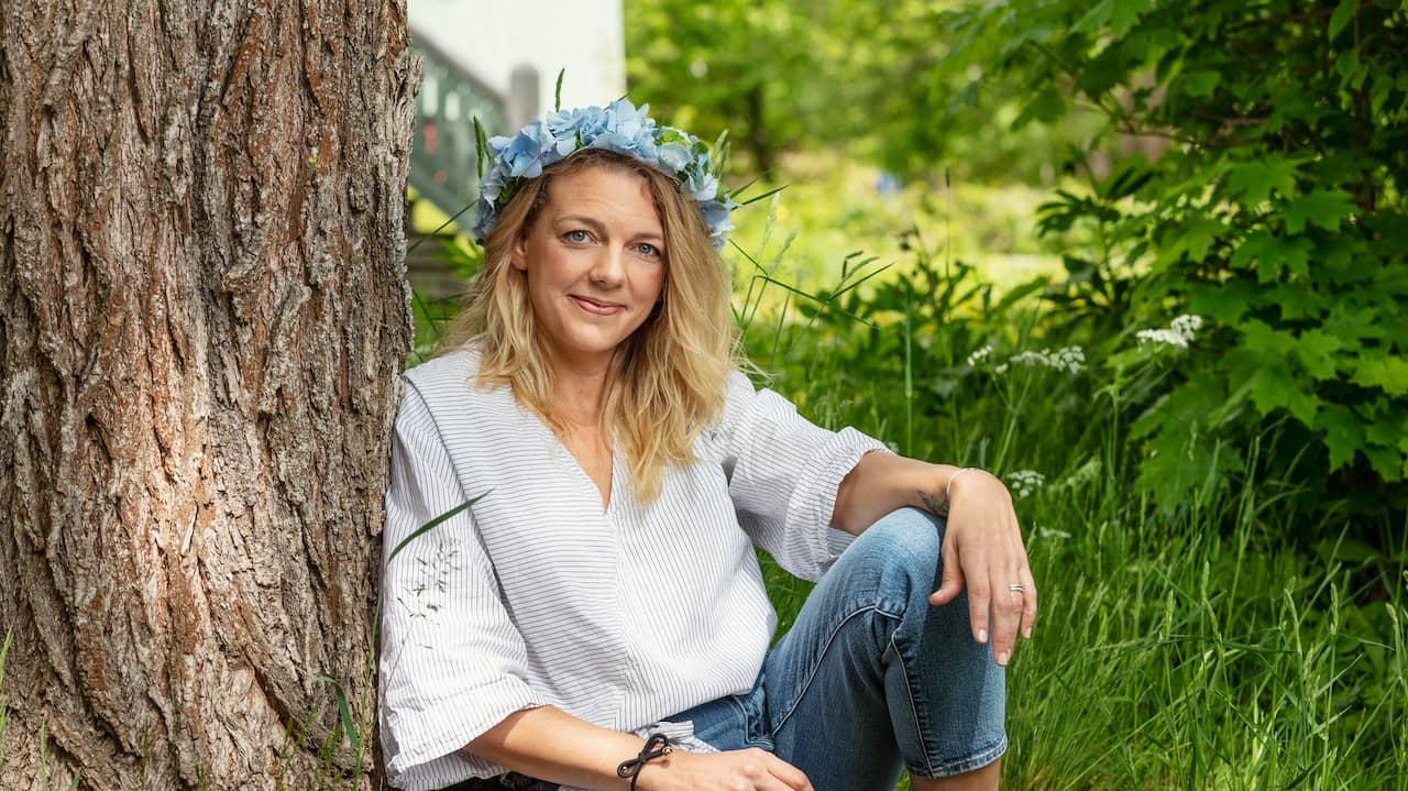"IVA-sjuksköterskan Eveline Jacobson om succé-sommarpratet: ""Makalöst"""