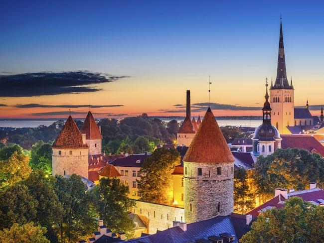 Estlands huvudstad Tallinn är världens mest budgetvänliga stad.