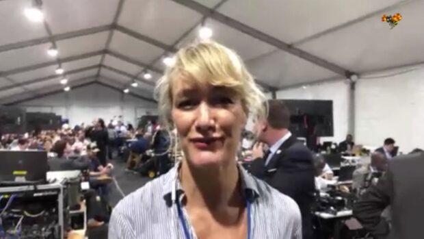 """Anne-Sofie Näslund: """"Vädligt patriotiskt"""""""