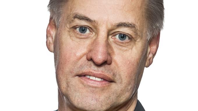 Ulf Johansson, projektledare vid SVT Live Opinion. Foto: FREDRIK HJERLING/SVT