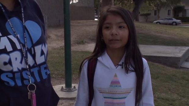 Kvinnans lögn räddade 12-åringen från kidnapparen