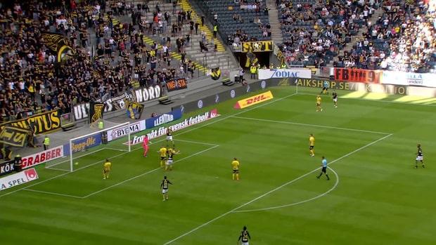 Höjdpunkter: AIK-IF Elfsborg