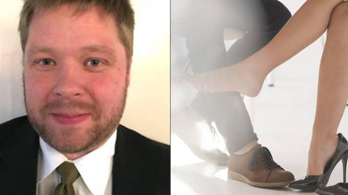 S-ledamoten Per-Erik Muskos lämnade in motion om att anställda vid Övertorneå kommun ska ha rätt till en timme sex på betald arbetstid.