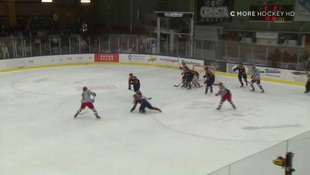 SHL-nykomlingen slog Djurgården - målvakten stor hjälte