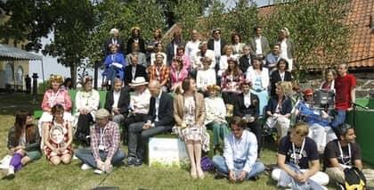 Här är årets sommarpratare. Bland alla kända namn finns bland annat Annika Sörenstam, Eva Dahlgren, Mats Sundin och livstidsdömda Annika Östberg. Foto: NILS PETTER NILSSON
