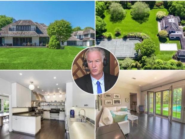 McEnroes lyxiga New York-villa såld