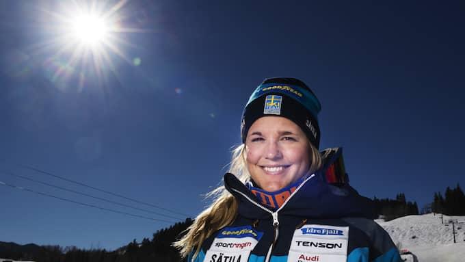 I juli månad kommer Anna Holmlund att flyttas till Sundsvall Foto: JOEL MARKLUND