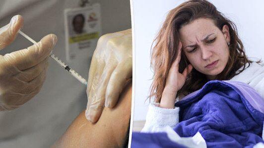 Barn blir sjuka av tamiflu
