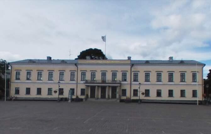 Residenset i Växjö. Foto: Google maps