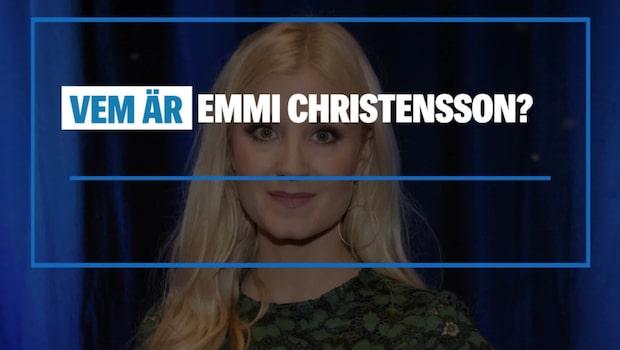 Vem är Emmi Christensson?