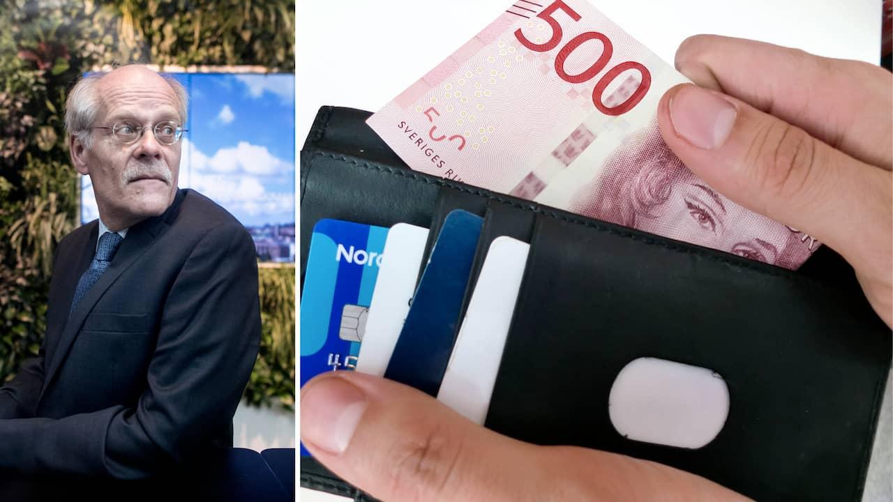 Dollarn pa finanskrisens nivaer