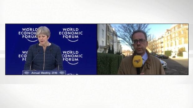 Theresa May reser runt för att söka brexitlösningar