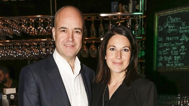 """Reinfeldt om dottern: """"Hon ser lite ut som jag"""""""