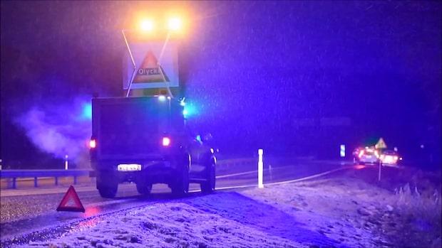 Trafikolyckor i Sverige 2018