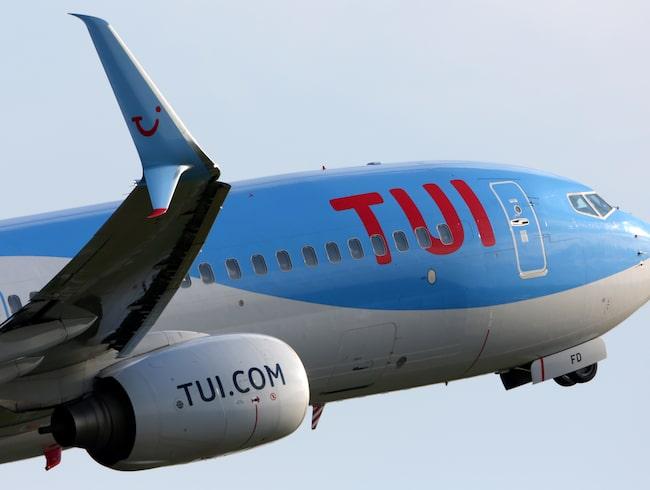 När familjen Taylor skulle resa hem efter en semestervecka med Tui saknades deras flygstolar.
