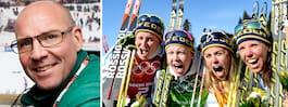 Mogrens OS-dom:  Peta guldhjältarna