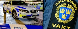 Krisplanen: Ordningsvakter  ska göra polisens jobb