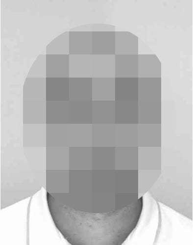 Ledaren som ska ha beställt mordet. Foto: Polisen