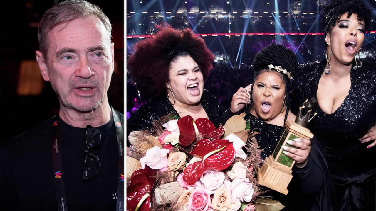 SVT:s drag – efter inställda Eurovision