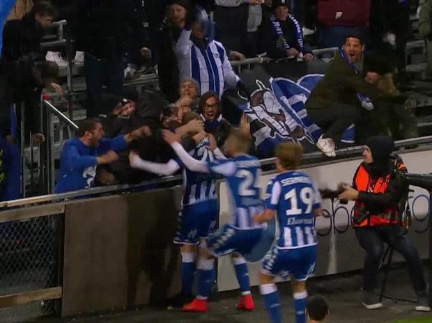 Highlights: BP-IFK Göteborg